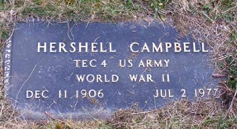 Hershell Campbell
